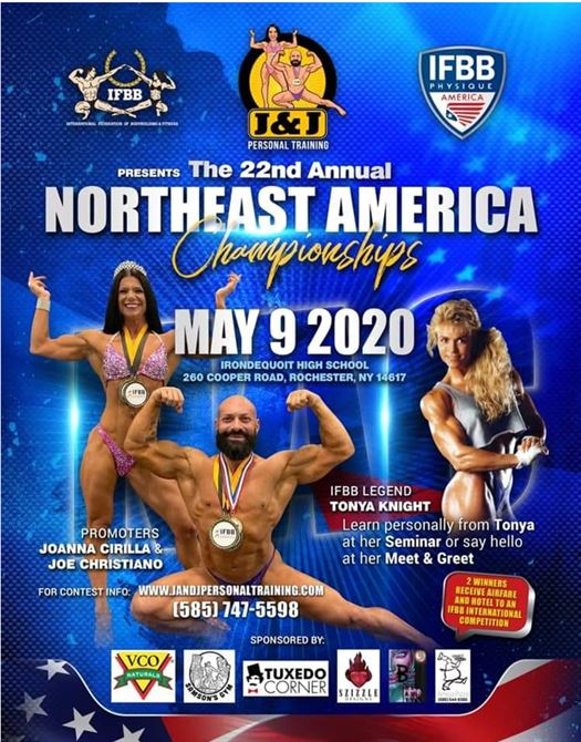 The 2nd Annual Northeast America Championships