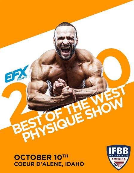 2020 Best of the West Physique Show