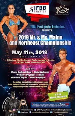 Mr. & Ms. Maine and Northeast Championships