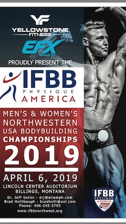 Men's and Women's Northwestern Bodybuilding Championship
