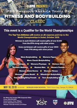 IFBB Physique America